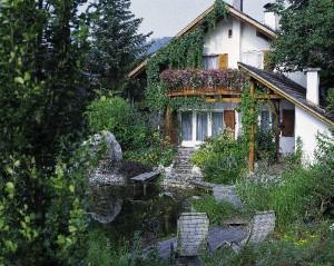 Die moderne Gartengestaltung setzt heute auf Gärten mit Mehrfachnutzen